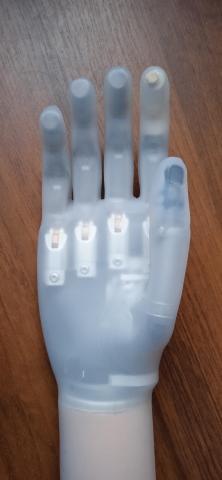 Бионический протез руки - 2