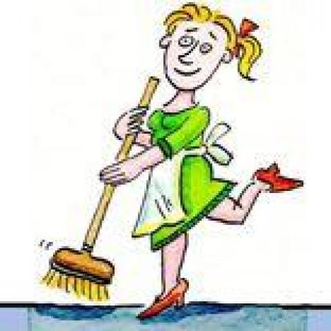 требуется женщина для уборки дома в Ирландии - 1