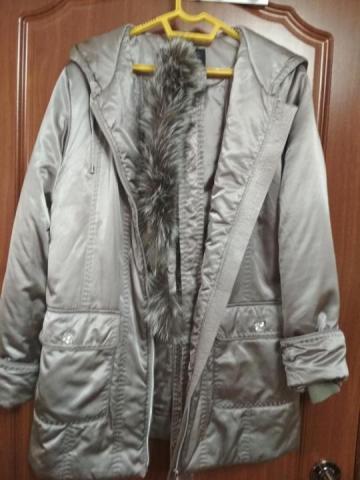 Продам куртку женскую тёплую - 1