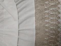 Пляжное белое платье туника - Изображение 5