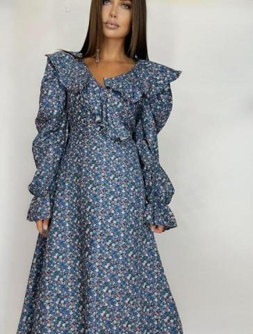 Продам  роскошное стильное платье. - 1
