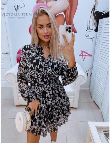 Продам шифоновое платье - 2