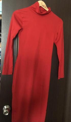 Продам красное платье - 1