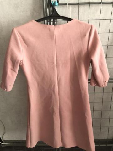 Продам платье зам-замши - 2