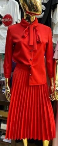 Продам новый  костюм-платье - 1