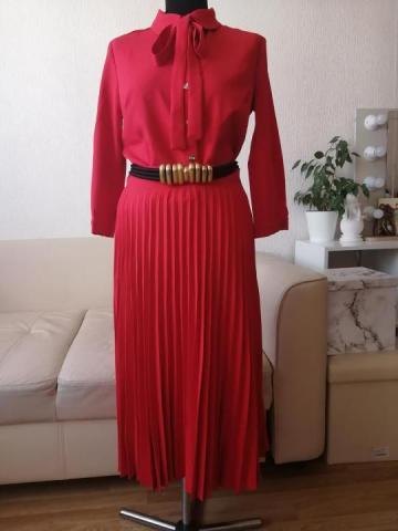 Продам новый  костюм-платье - 3