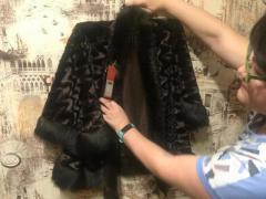 Продаю жакет велюровый с мехом - Изображение 3