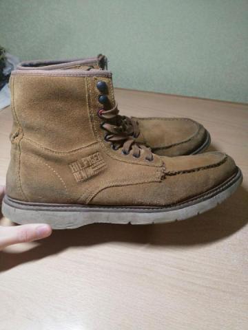 Продам ботинки кроссовки кеды tommy hilfiger - 1