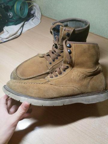 Продам ботинки кроссовки кеды tommy hilfiger - 2