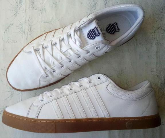 Продам шикарные мужские кроссовки - 3