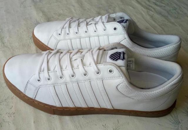 Продам шикарные мужские кроссовки - 4