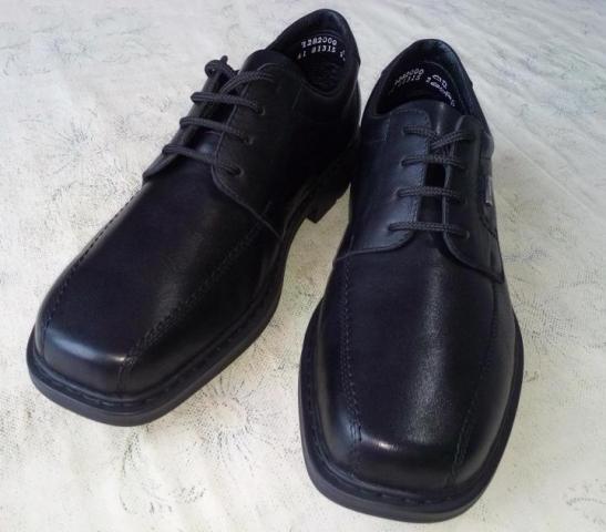 """Продам  стильные мужские полуботинки немецкого обувного бренда """"Rieker"""" - 1"""