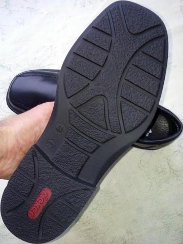 """Продам  стильные мужские полуботинки немецкого обувного бренда """"Rieker"""" - 2"""