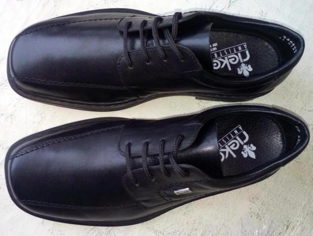 """Продам  стильные мужские полуботинки немецкого обувного бренда """"Rieker"""" - 5"""