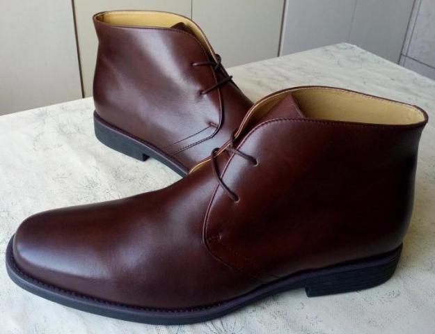 Продам шикарные Ботинки - 1