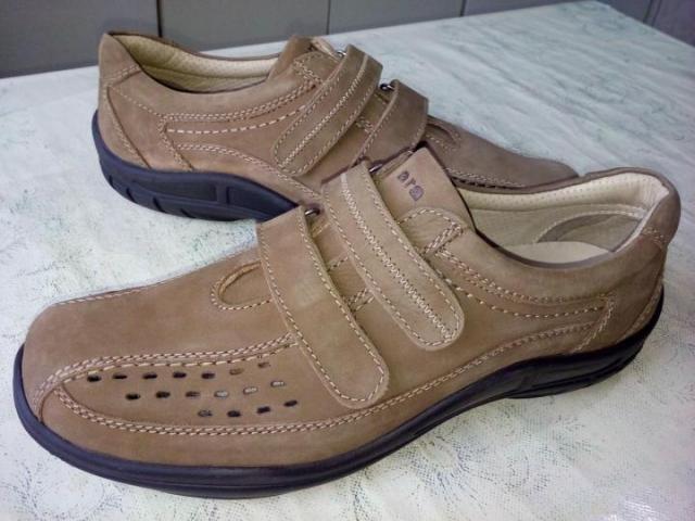 Продам стильные мужские сандалии повышенного комфорта - 1