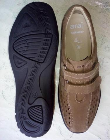 Продам стильные мужские сандалии повышенного комфорта - 3