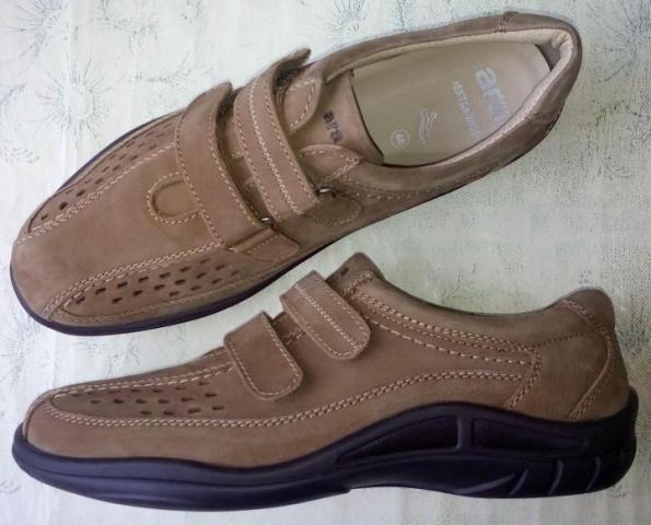 Продам стильные мужские сандалии повышенного комфорта - 4