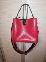 Продам  кожаную сумку - Изображение 3