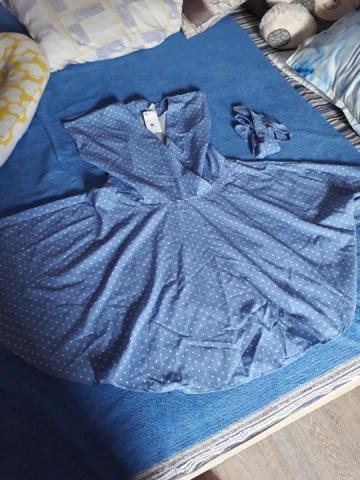 Продам легкое летнее платье - 1
