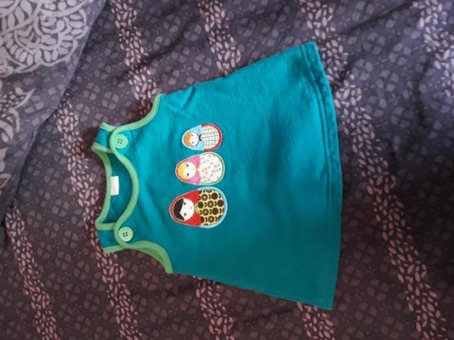 Продам платье  детские вещи пакетом - 1