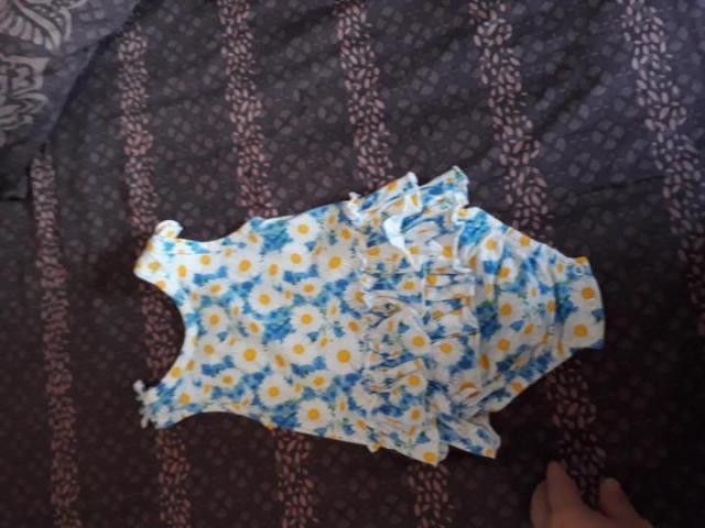 Продам платье  детские вещи пакетом - 4