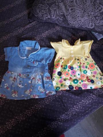 Продам платье  детские вещи пакетом - 5
