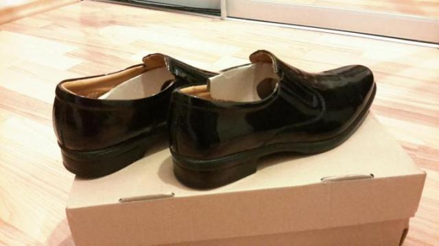 Туфли кожа натур новые - 1