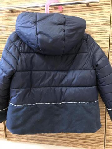 Требуется  куртка демисезонная синего цвета - 2