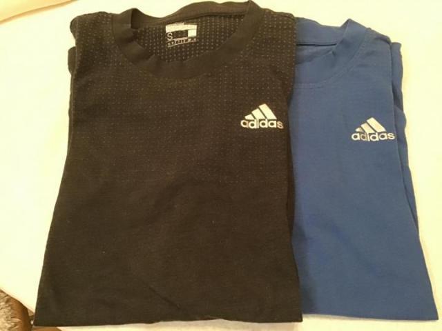 Продам две футболки для бега ADIDAS - 1