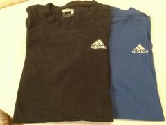 Продам две футболки для бега ADIDAS