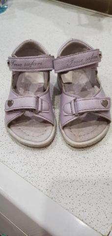 Продам сандалии для девочки - 1