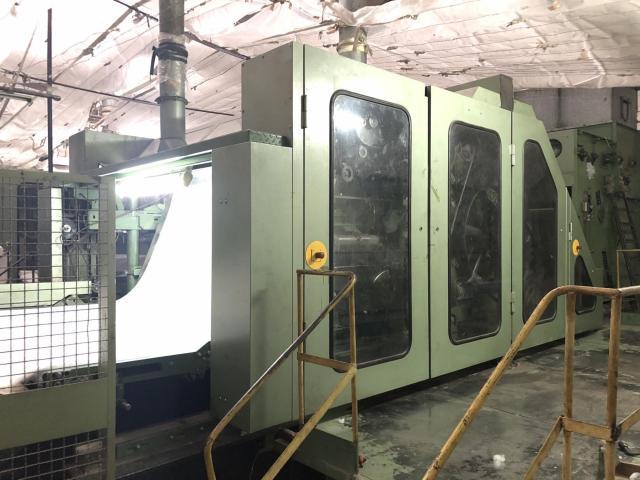 Продам две немецкие производственные линии SPINNBAU DILO для производства нетканого полиефирного вол - 1