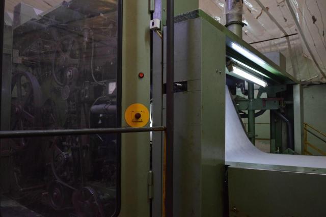 Продам две немецкие производственные линии SPINNBAU DILO для производства нетканого полиефирного вол - 4