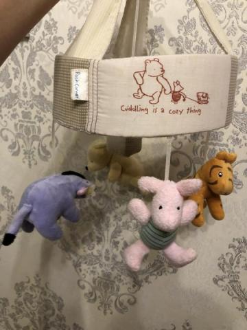 Продам  Детский мобиль на кроватку - 2