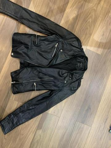 Продам куртку эко кожа - 1