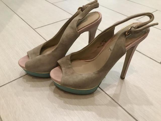 Продам  туфли Paolo conte - 1