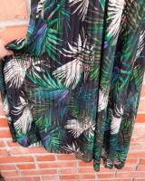 Продам новое платье с красивым тропическим принтом - Изображение 2