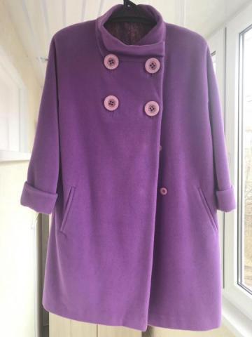 Продаётся демисезонное пальто - 1