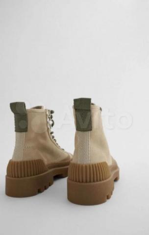 Продам  Ботинки Zara новые - 3