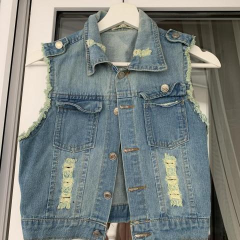Продам  джинсовку - 1