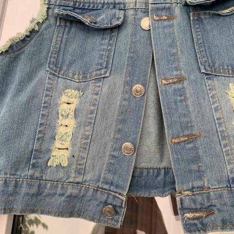 Продам  джинсовку - 3