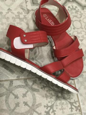 Продам  сандалии - 2
