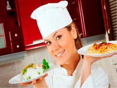 Требуется личный повар в Нидерландах