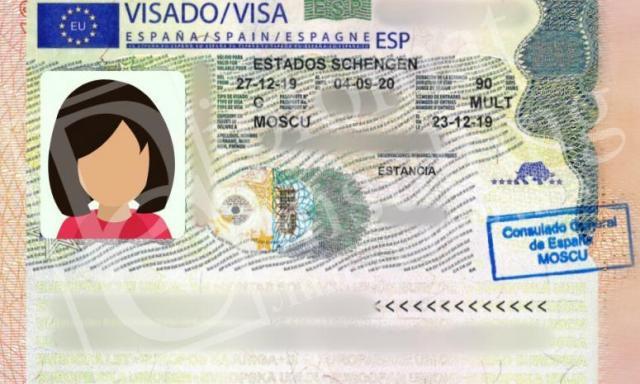 Окажу услуги для получения визы  в Европе - 1