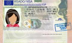 Окажу услуги для получения визы  в Европе