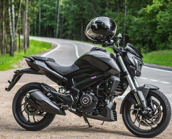 Продам мотоцикл  Bajaj Dominar в Латвии - 2