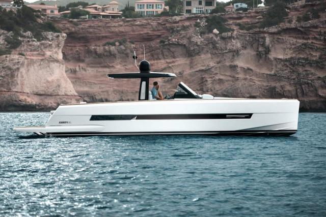 Продам яхту Модель: fjord 44 open в Нидерландах - 1