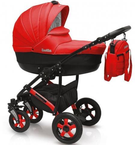 Продам  универсальную детскую коляску 2в1. Б/У в Чехии - 1