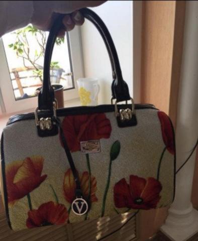 Продам абсолютно новую стильную сумку - 1